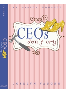 CEOs Don't Cry book Cover