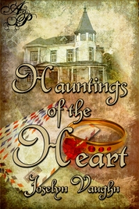 Hauntings of the Heart book cover
