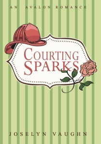 Courting Sparks book cover