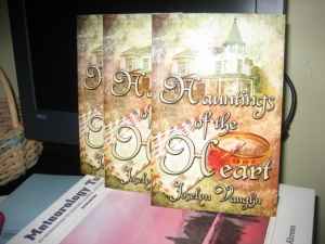 Print copies of Hauntings of the Heart