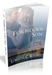 Forbidden Son book cover