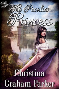 The Peculiar Princess book cover