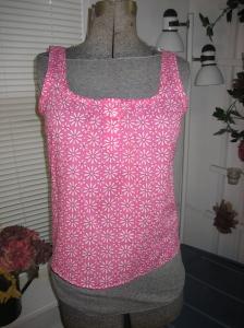Print shirt refashion