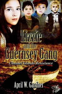 Lizzie and the Guernsey Gang book cover