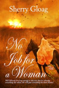 No Job for a Woman book cover