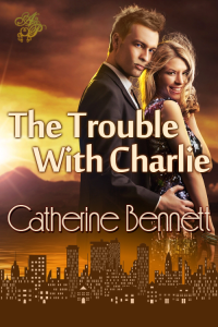 The Trouble with Charlie book cover