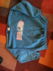 The sweatshirt before