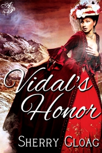 Vidal's Honor cover