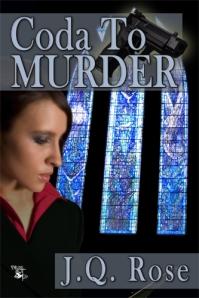 Coda To Murder book cover