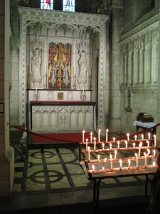 a Benedictine Abbey