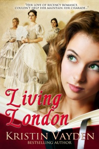 Living London book cover