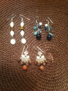 Lynn Spangler's earrings