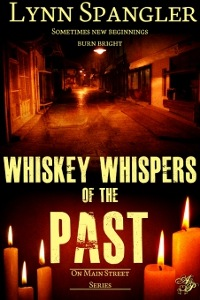 Whiskey Whispers of the Past book cover
