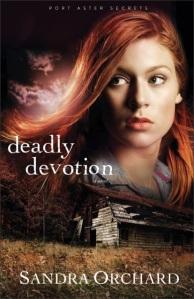 Deadly Devotion book cover