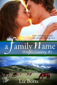 A Family Name book cover