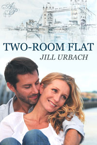 Two Room Flat by Jill Urbach, book cover