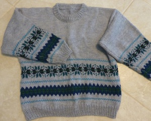 nordic sweater1
