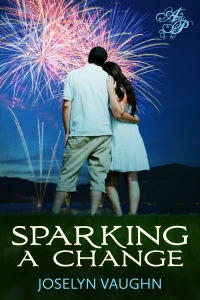 Sparking a Change book cover