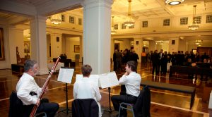 Aeolus Wind Trio at Old Parliament House