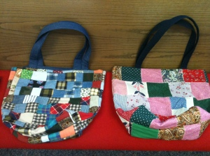 More quilt top bags 2