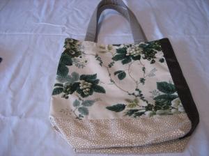 Fabric swatch bag