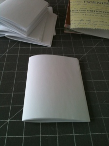 Inside of notebook