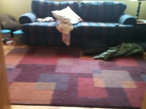 The infamous couch