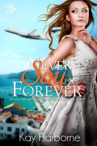 Never Say Forever Book Cover