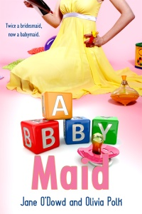 Babymaid book cover