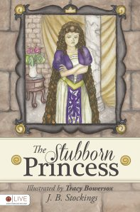 The Stubborn Princess book cover
