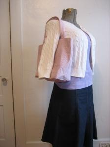 Shirt and Pants Tote Bag