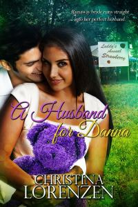 A Husband for Danna book cover