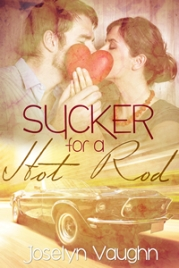 New cover for Sucker for a Hot Rod