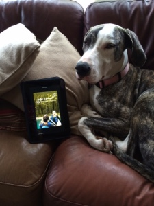 Millie and the Kindle