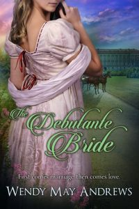 The Debutante Bride Book Cover