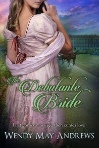 The Debutante Bride Book Cover